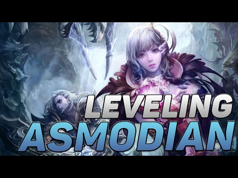 Aion Gameplay | Leveling Asmodian's (ft. Viewers)!