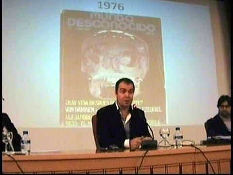EL PERIODISMO DEL MISTERIO EN ESPAÑA (Javier Sierra, Sevilla, 13-10-09)
