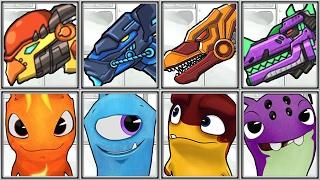 Dino Robot Corps + SLuG iT Out 2 - Full Game Play - 1080 HD