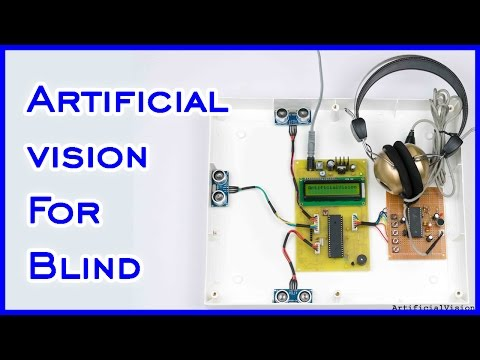 How to make a Artificial Vision For Blind