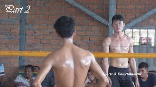 សឺវីសបីសាច The Monster Seva Volleyball July 2018, Full HD Original Video (Part​ 2)