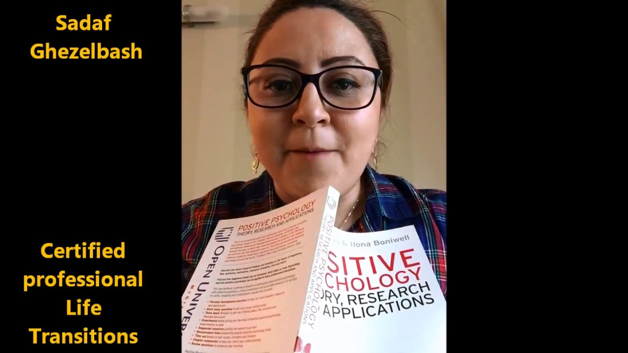 Review For Certificate In Applied Positive Psychology Capp Program
