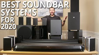 Best Dolby Atmos Soundbars of 2020 - Which is the Best?