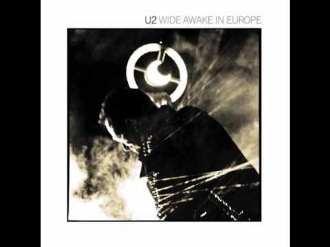 U2 Mercy Live - Wide Awake in Europe HQ