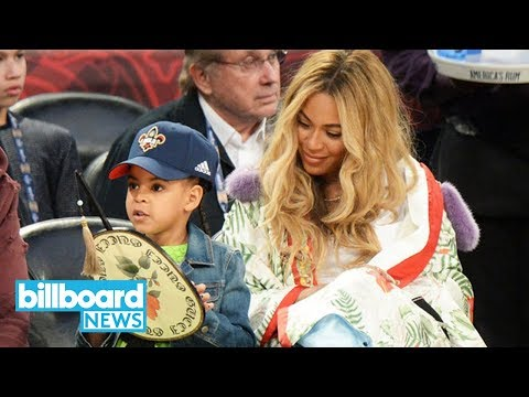 Blue Ivy Does 'Single Ladies' Dance at Wedding for Beyonce's Creative Director | Billboard News