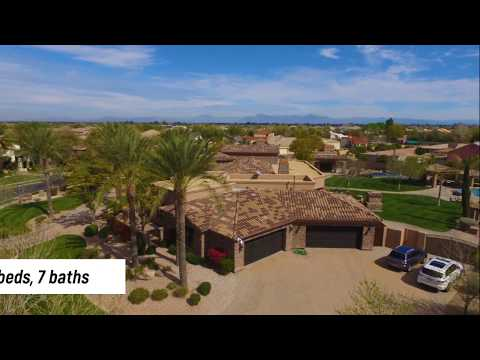 LUXURY Gilbert Home - 7065 S. Star Dr. Gilbert, AZ 85298 - Listed by Jody Poling
