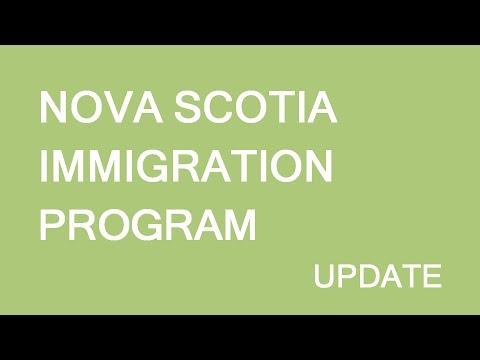 Nova Scotia PNP Express Entry Stream: brief update. LP Group Canada