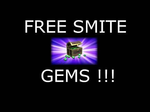 10,000 gems for SMITE (PC) Image