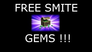 Download lagu How to get FREE SMITE GEMS !!! New July 2014