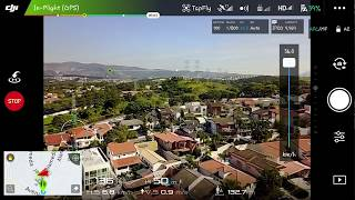 DJI Mavic Pro - Tutorial + Demonstração - Função Tap to FLY - videoaula drone - Brasil