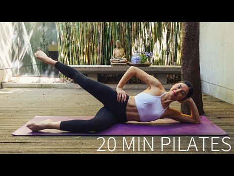 20 MINUTE FULL BODY WORKOUT | At-Home Pilates