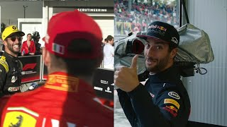 Daniel Ricciardo - behind the scenes and funniest moments