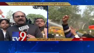 BJP on collision course with AAP in Delhi - TV9