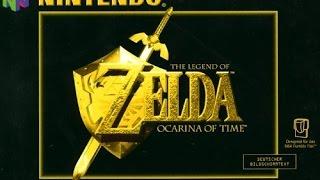 Zelda ocarina of time 3ds n64 rom hack hd textures