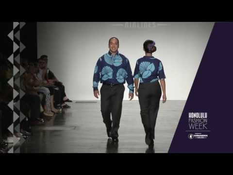 Hawaiian Airlines presents Runway to Runway at 2016 HONOLULU Fashion Week