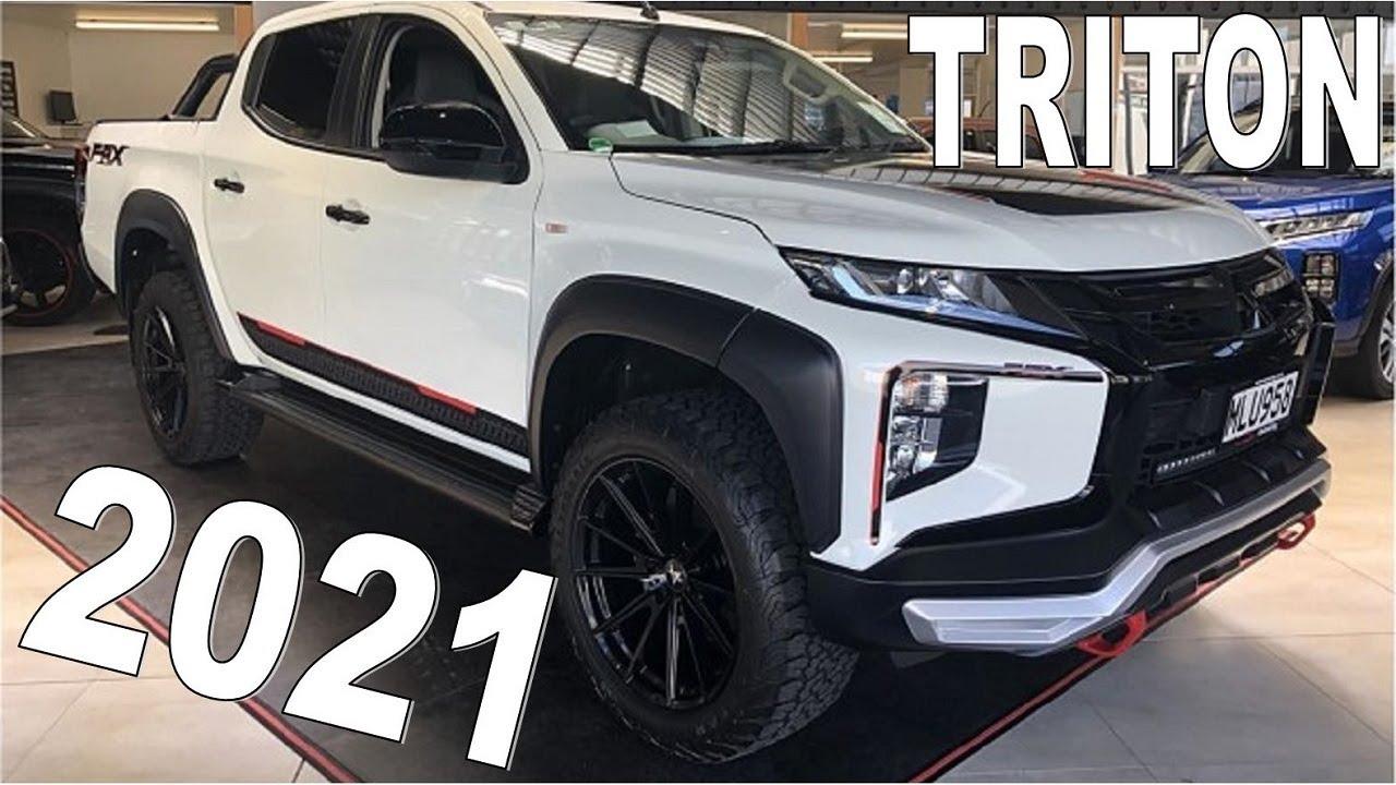 2021 Mitsubishi L200 Research New