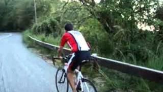 Ciclismo - Romagna - Marche - Fiorenzuola di Focara - Appunti di Romagna
