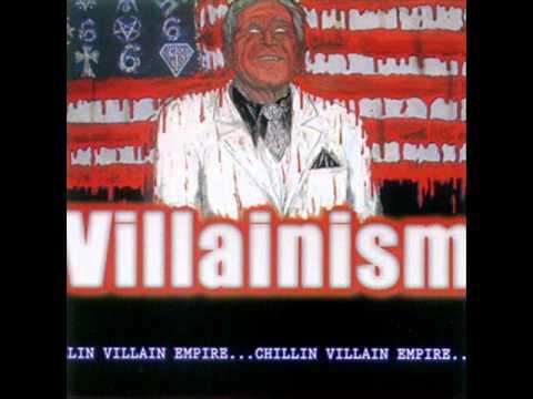 Chillin Villain Empire - All Over Da Globe