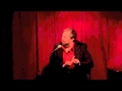 Michael Begley singing 'Was I Wizar'
