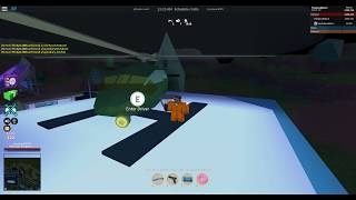 The glorious Military Helicopter (Black Hawk) | ROBLOX Jailbreak