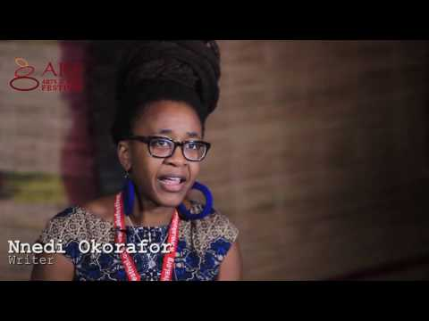 Literature provides Africa with a mirror to inspect itself- Nnedi Okorafor