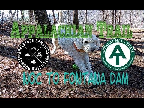 Appalachian Trail 17: NOC to Fontana Dam