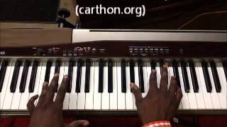 I Love You Lord Today (Order Lafayette Carthon Skype Lessons or Tutorials)