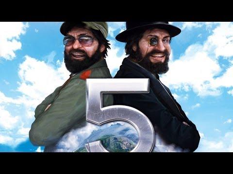 Tropico 5 #1 - Эль-президенте снова в деле