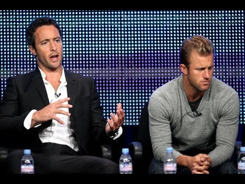 Scott Caan & Alex O'Loughlin Funny Moments 2018