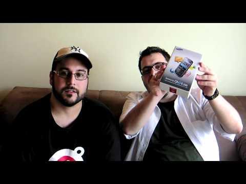 TV Geek - Review e promoção Samsung Ch@t 335