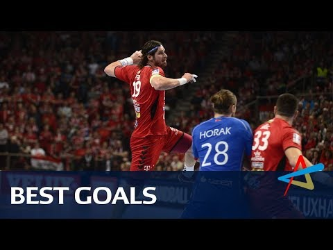 Best Goals | VELUX EHF Champions League 2017/18