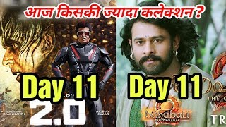 2.0 18th day worldwide collection