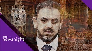 Lord Ahmed 'took advantage' of vulnerable women - BBC Newsnight