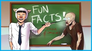 Call of Duty Zombies Funny Moments! - FUN FACTS, Vanoss