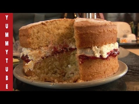 Victoria Sponge Cake Recipe Quick And Easy To Make