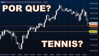 O GAMESTER - Por que escolhi o Tennis?