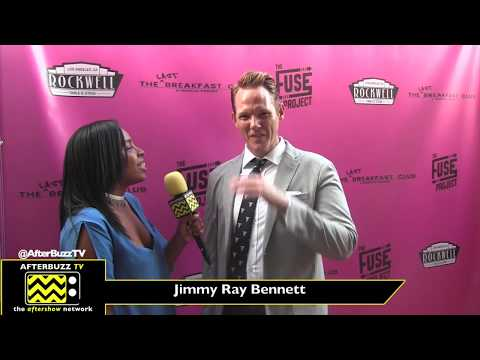 Jimmy Ray Bennett Talks About Being Aunt Bear and Cats the Musical