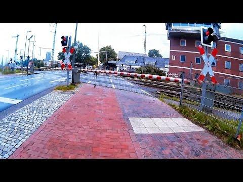 Radtour Leer - Papenburg (Zeitraffer) / Bike tour Leer - Papenburg (Germany, timelapse)