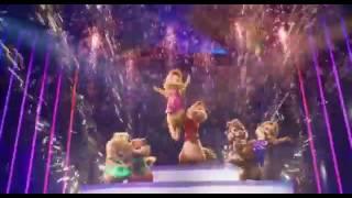 Alvin e os Esquilos 3 (Penúltima Música) Born This Way + Ain't no Stoppin Us + Fireworks (Reverts)