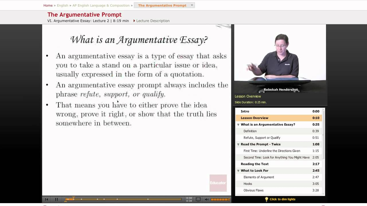 ap english language and composition argumentative essay Ap english language and composition writing the persuasive essay assembling an argument teacher overview  writing the persuasive essay: assembling an argument teacher overview skill focus  one third of the ap english language and composition exam will require you to write.