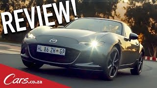 Mazda MX-5 RF Hard-top Review - Have Mazda Ruined the MX-5?