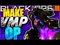 "How To Make ""OVERPOWERED VMP"" in BLACK OPS 3 - BO3 Best VMP Class Setup - OVERPOWERED SMG"