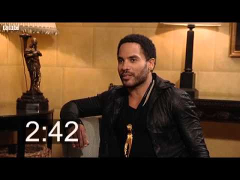 Five Minutes With: Lenny Kravitz