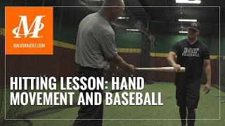 Malaska Golf // Hitting Lesson - Driving the Ball in Baseball and Golf