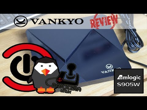 Vankyo TB80 S905W Android TV Box Review: Budget TV Box Running CoreELEC and Armbian