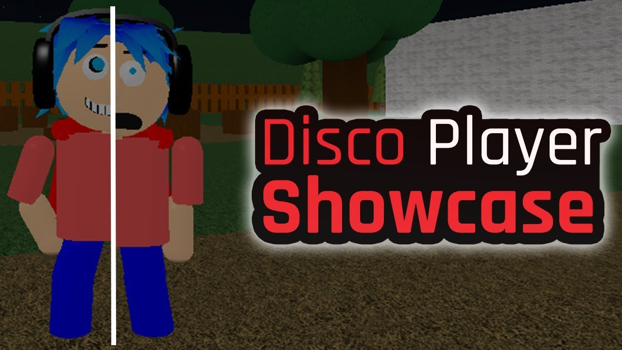 Disco Dj Party Player Showcase Baldi S Basics Roleplay Alpha