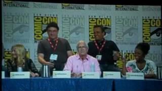 NBC's Community Panel at Comic-Con 2010 Part 1