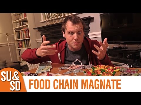 Food Chain Magnate - Shut Up & Sit Down Review