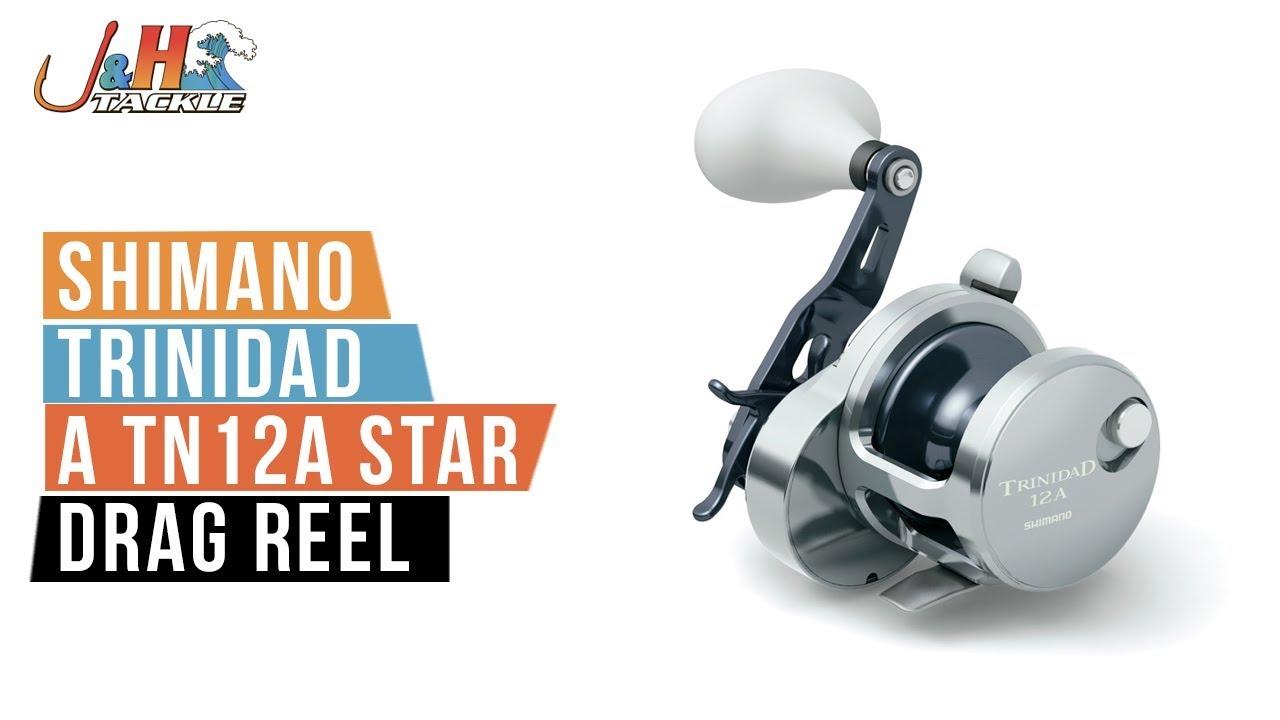 Shimano TRINIDAD A STAR DRAG Reels