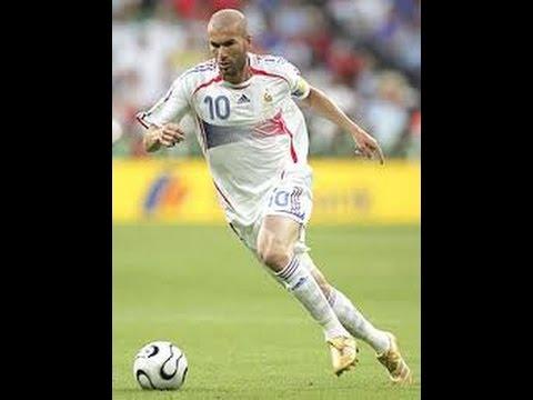 Zinedine Zidane ● Top 10 Goals ● Top 10 Skills
